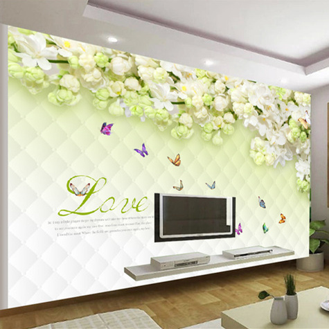 Modern New Design 3D Printable wallpaper suppliers China