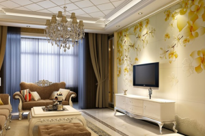 Wallpaper industry development trend of the next five years