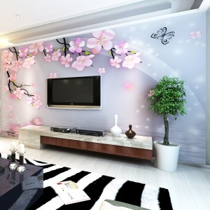 Characteristics and differences of non-woven wallpaper
