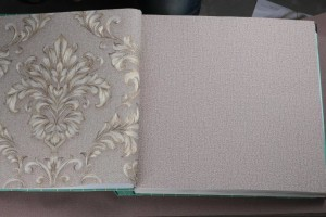 Fine Decor Damask Wallpaper Pink Color Design